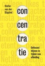 Stefan van Der Stigchel , Concentratie