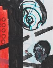 René  Daniels, Ulrich  Loock René Daniels Back to Painting