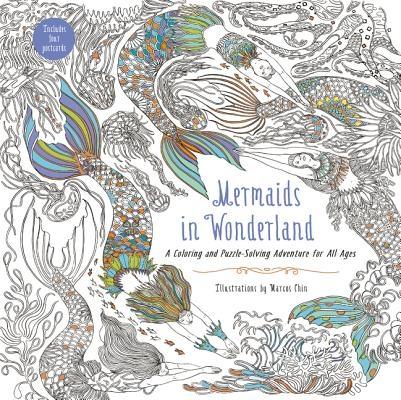 Marcos Chin,Mermaids in Wonderland