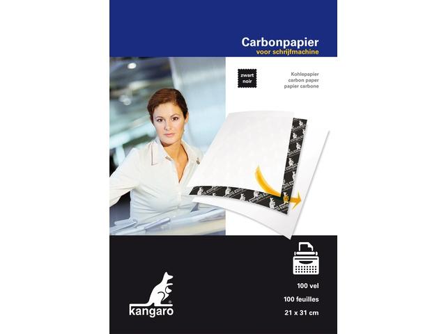 ,carbonpapier Kangaro A4 2