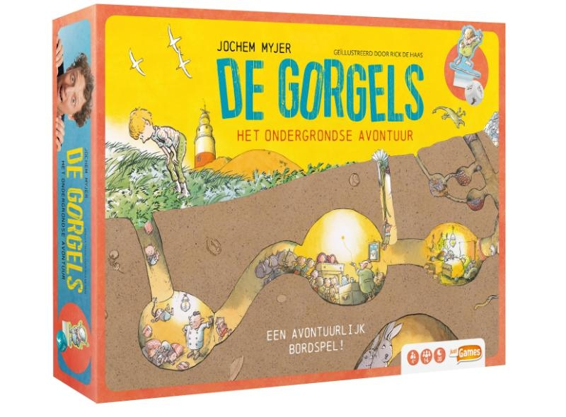 ,De Gorgels BORDSPEL