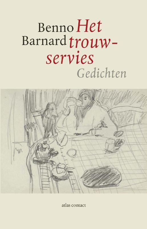 Benno Barnard,Het trouwservies