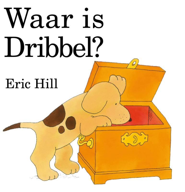 Eric Hill,Waar is Dribbel?