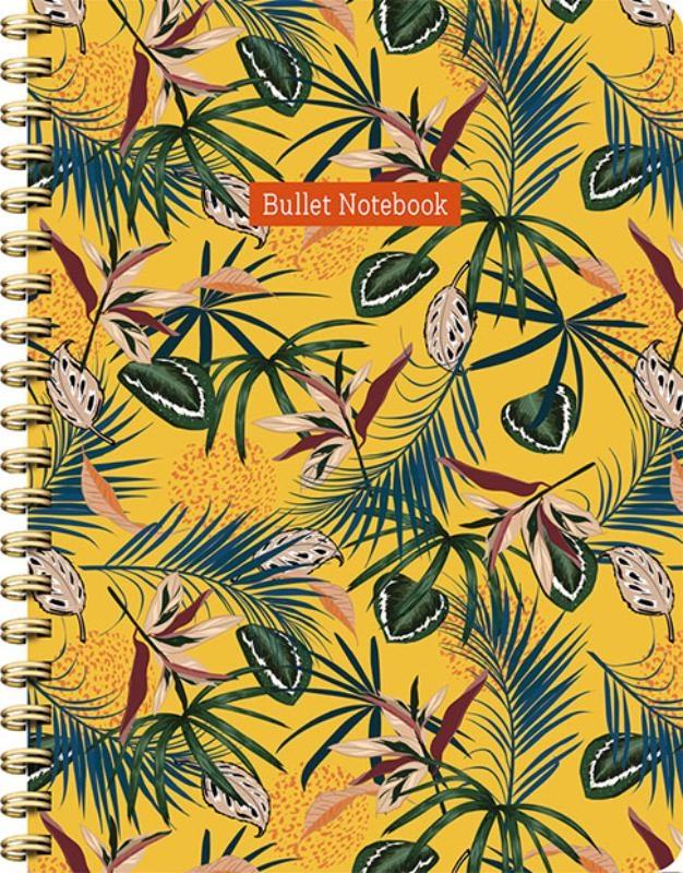 ZNU,Tropical spiraalboek groot (bullet)