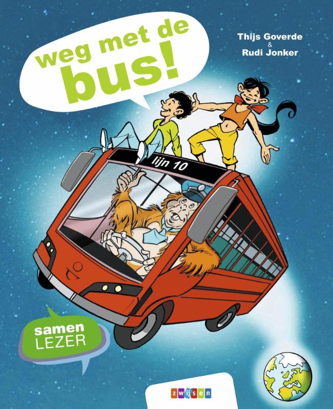 Thijs Goverde,weg met de bus!