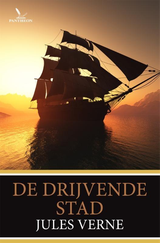 Jules Verne,De drijvende stad
