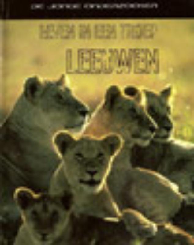 Richard Spilsbury, Louise Spilsbury,Leven in een groep leeuwen