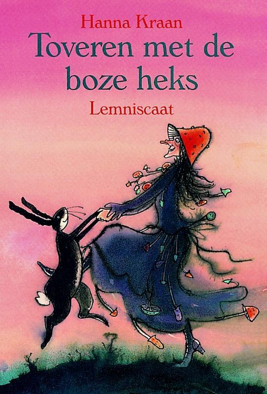 Hanna Kraan,Toveren met de boze heks
