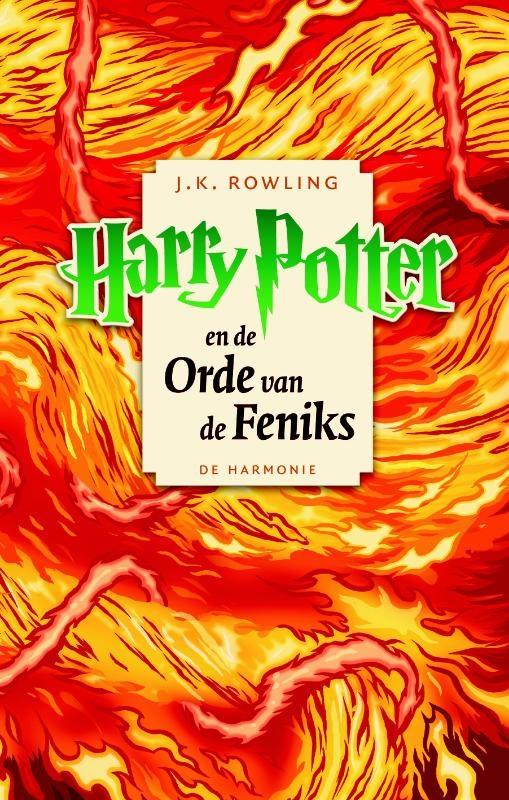 J.K. Rowling,Harry Potter en de Orde van de Feniks