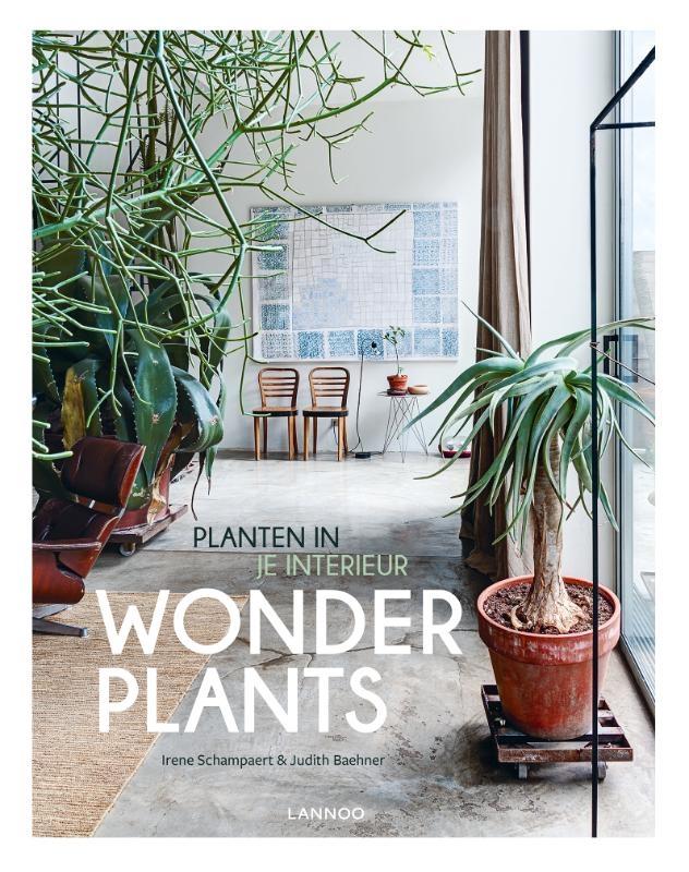 Irene  Schampaert, Judith  Baehner,Wonderplants