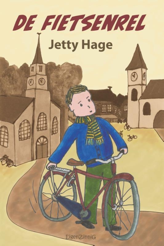 Jetty Hage,De fietsenrel