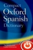 Oxford Dictionaries, Oxford Dictionaries, ,Compact Oxford Spanish Dictionary