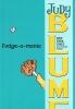 Blume, Judy,Fudge-A-Mania