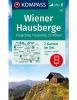 Kompass-Karten Gmbh,Wiener Hausberge, Pielachtal, Traisental, St. P?lten 1:50 000