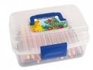 ,kleurpotlood Eberhard Faber Jumbo Mini Kids Club assorti 36 stuks