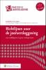 ,Richtlijnen voor de jaarverslaggeving, middelgrote en grote rechtspersonen 2020