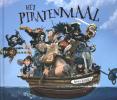 Jonny  Duddle,Het piratenmaal