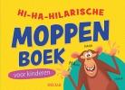 J. de Jager,Hi-Ha-hilarische moppenboek voor kinderen set 3 ex.