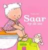 P.  Oud,Saar op de wc (zonder onderbroekje)