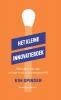 Kim  Spinder,Het kleine innovatieboek