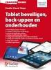 ,Computergids Tablet beveiligen, back-uppen en onderhouden