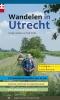 Rutger  Burgers, Rob  Wolfs,Wandelen in Utrecht