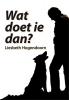 <b>Liesbeth  Hogendoorn</b>,Wat doet ie dan?