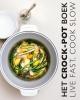 <b>Jessica  Lek</b>,Het Crock-Pot Boek