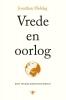 <b>Jonathan  Holslag</b>,Vrede en oorlog