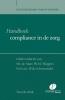 ,Handboek compliance in de zorg
