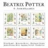 ,Beatrix Potter 6 ansichtkaarten