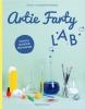 <b>Nicoline van Slingelandt-Asselbergs</b>,Artie Farty Lab