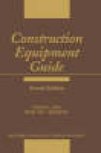 Day, David A. Construction Equipment Guide