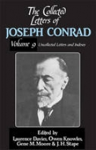 Conrad, Joseph The Collected Letters of Joseph Conrad 9 Volume Hardback Set