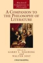 Hagberg, Garry L. A Companion to the Philosophy of Literature