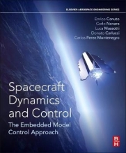 Canuto, Enrico Spacecraft Dynamics and Control