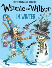 Thomas, Valerie Winnie and Wilbur in Winter and audio CD