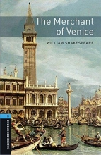 Shakespeare, William Oxford Bookworms Library: Level 5: The Merchant of Venice audio pack