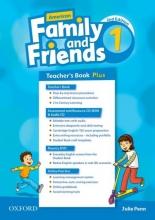 Simmons, Naomi,   Thompson, Tamzin,   Quintana, Jenny American Family and Friends 1. Teacher`s Book Plus