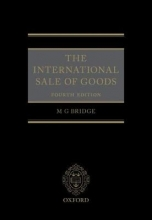 Bridge, M. G. The International Sale of Goods