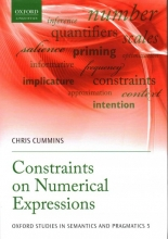 Chris Cummins Constraints on Numerical Expressions