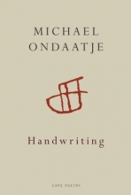 Michael Ondaatje Handwriting