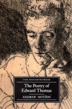 Sir Andrew Motion The Poetry Of Edward Thomas
