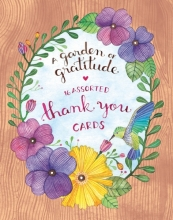A Garden of Gratitude Greeting Assortment Notecards