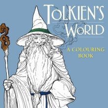 Tolkien`s World: A Colouring Book