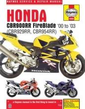 Haynes Publishing Honda CBR900RR Fireblade