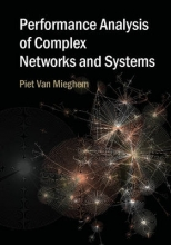 Van Mieghem, Piet Performance Analysis of Complex Networks and Systems