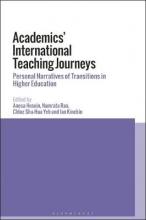 Anesa (University of Surrey, UK) Hosein,   Namrata (Liverpool Hope University, UK) Rao,   Chloe (Bath Spa University, UK) Shu-Hua Yeh,   Ian M. (University of Surrey, UK) Kinchin Academics` International Teaching Journeys