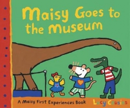 Lucy Cousins Maisy Goes to the Museum