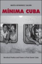 Hernandez Salvan, Marta Minima Cuba
